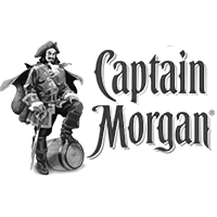 Captain Morgan Rum Corporate Company Logo