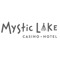 Mystic Lake Casino and Hotel Company Logo